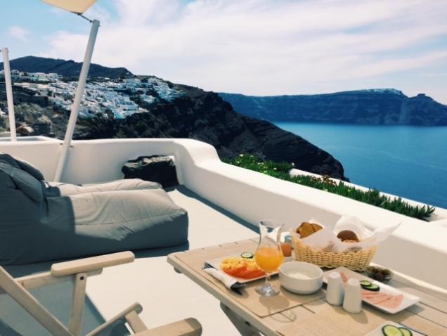 Ambition Suites, Oia Santorini