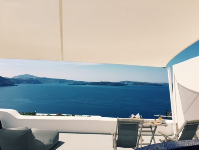 Ambition Suits, Oia Santorini