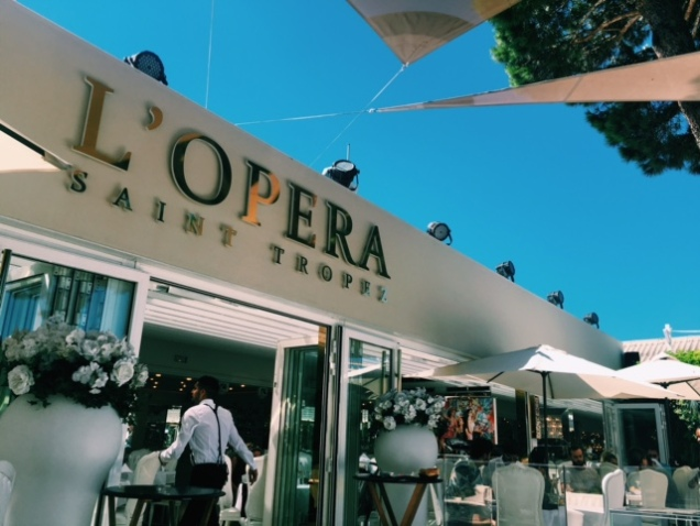 L'Opera, Saint-Tropez