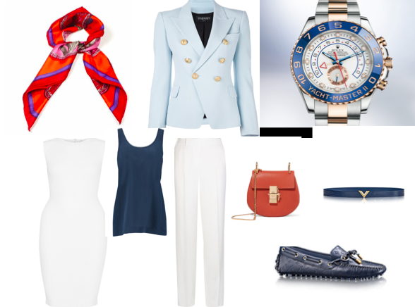 What to wear for Monaco Yacht Exhibition?