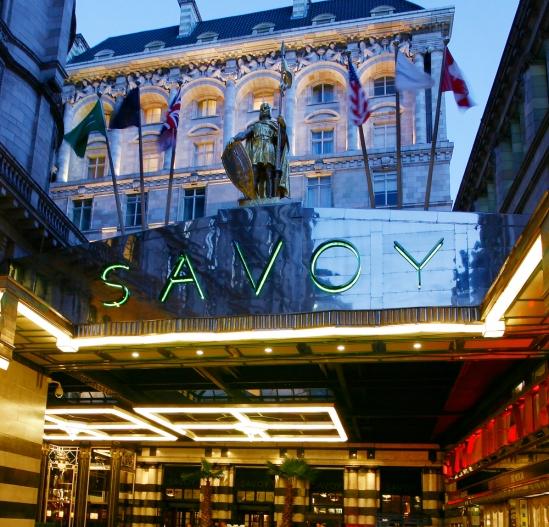 London Savoy Hotel