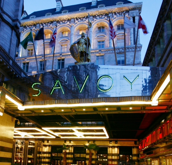 London Savoy Hotel